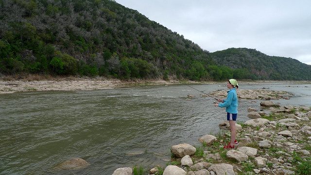 Camping fishing at colorado bend state park an album for Camping and fishing in colorado
