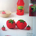 9784529046046 many cute fruits and vegetables book by feltcafe