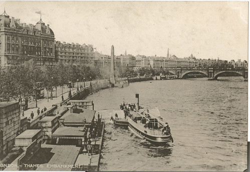 London - Thames Embankment