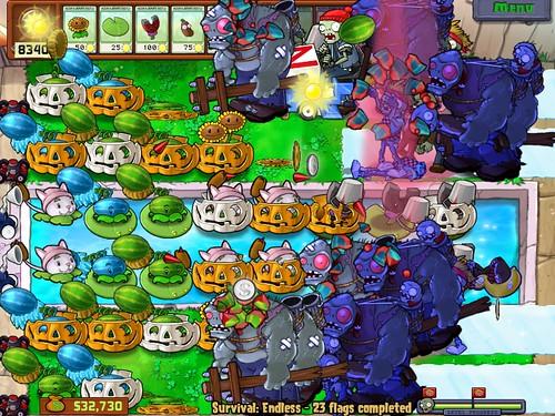 Comment trouver le zombie yeti dans plantes vs zombies for Plante vs zombie