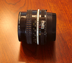Nikkor 20mm f/3.5 AI Profile