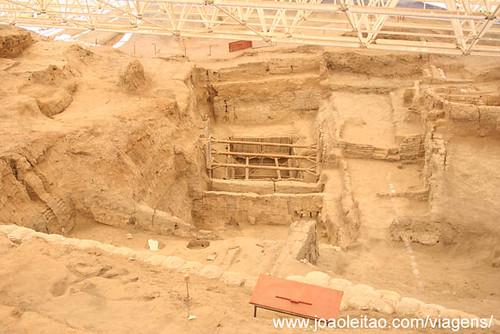Escavações de Çatalhüyük