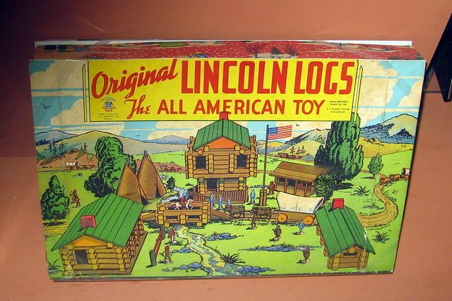 Lincoln Toys R Us Car Park