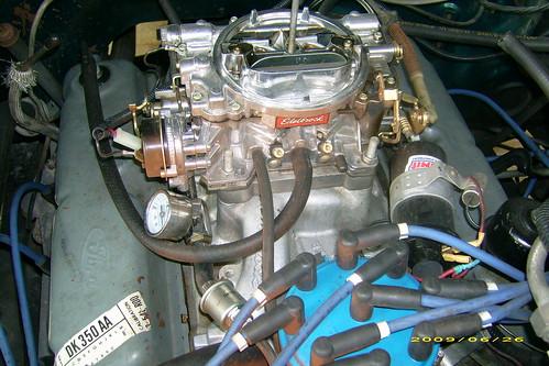 1978 f150   w a 351w engine