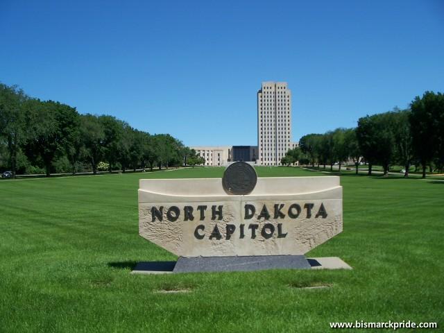 North Dakota State Capitol Building  Bismarck  Flickr