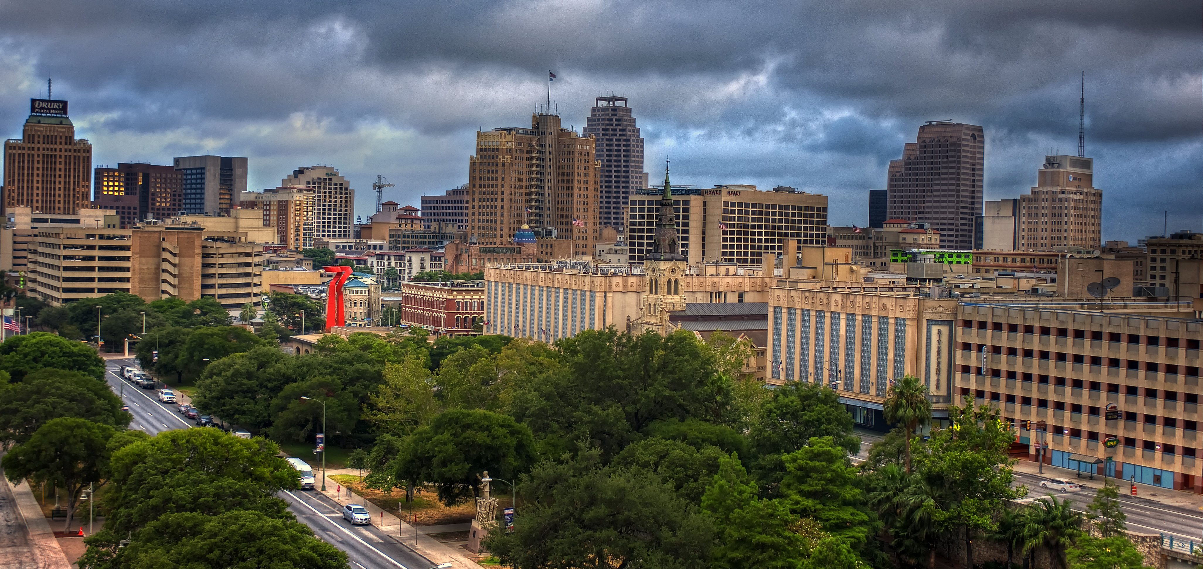 san antonio San antonio (/ ˌ s æ n æ n ˈ t oʊ n i oʊ / from spanish, saint anthony) officially the city of san antonio, is the seventh most populous city in the united states and the second most populous city in both texas and the southern united states.