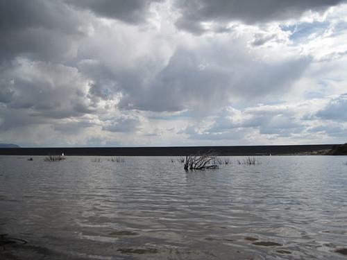 Cochiti lake dam flickr photo sharing for Cochiti lake fishing