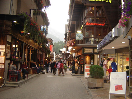 Historic Center, Zermatt