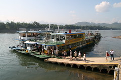 River cruise boats