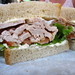 Bassett's Turkey Sandwich - Reading Terminal Market