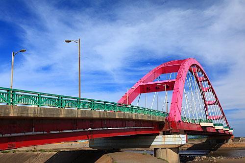 Z709竹圍漁港-彩虹橋