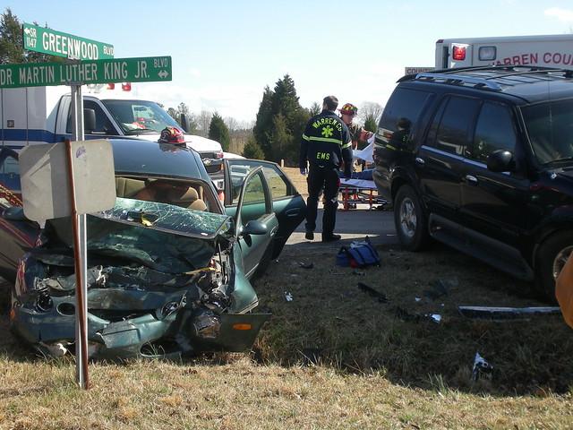 Car Accident: North Carolina Car Accidents News