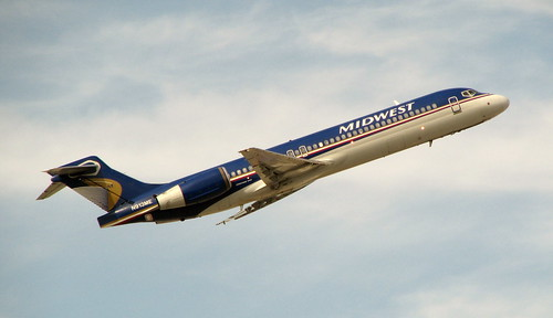"""Boeing 717-200 """"Midwest"""""""