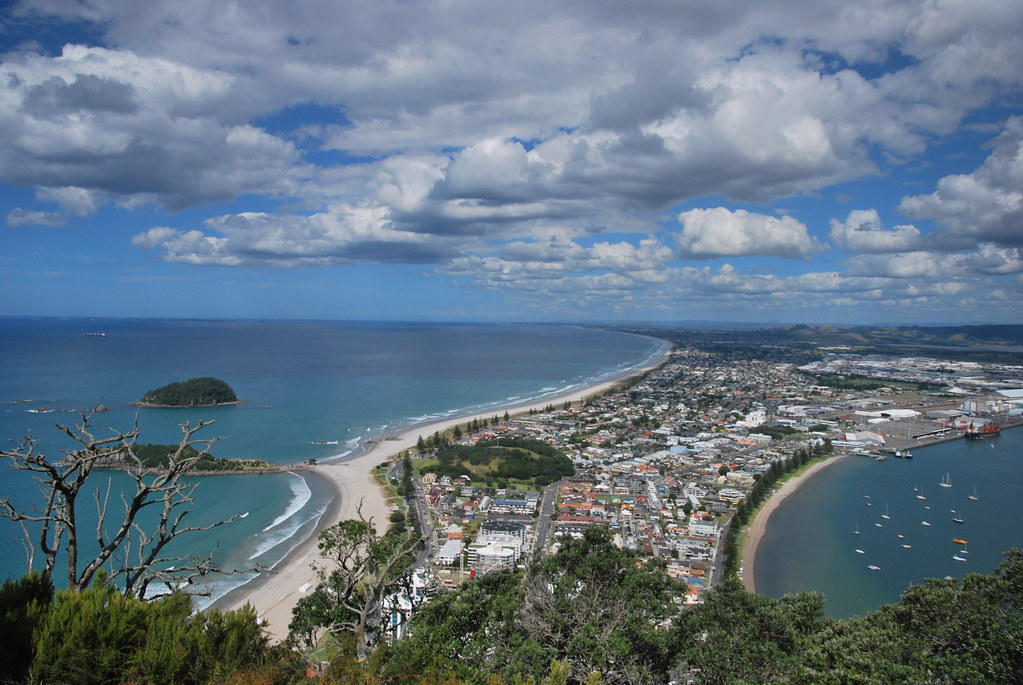 Mount Maunganui - Bay of Plenty - New Zealand
