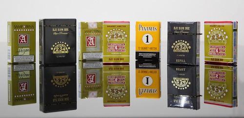 Sampoerna's Hand-rolled Clove Cigarettes by Wishnu Aji Prabowo