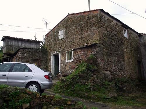 Casa no Souto, Castro de Elviña