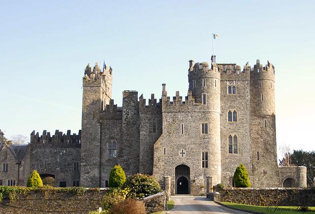 Kilkea Castle Co Kildare Flickr Photo Sharing