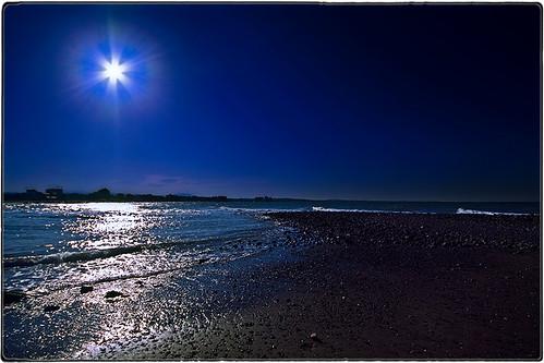 city blue sea sky sun seascape art beach backlight landscape geotagged seaside artwork colours experiment conceptual wawes melkor astrongseabacklight anesperimentalbacklightproject