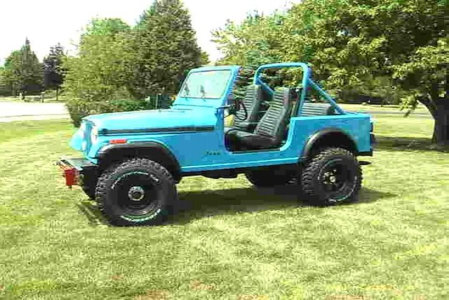 1985 Jeep CJ7 (Poor Quality) | Flickr - Photo Sharing! Jay Z
