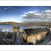 Panorama of Conwy / Wales by Maestro de Stone