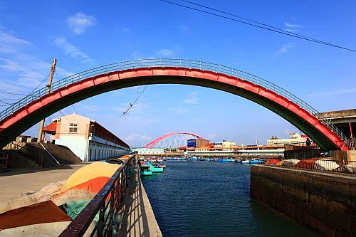 650K竹圍漁港-跨港天橋