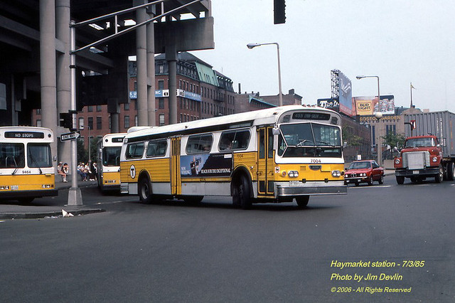 Mbta Buses Flxible 7004 Flyer 9464 Flickr Photo Sharing