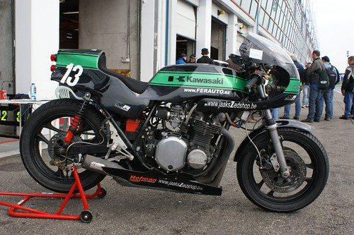 Kawasaki Z1000 - Z Racing-Adventure 1