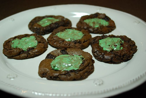 Chocolate Mint Paddies