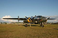 "B-25D ""Yankee Warrior"""