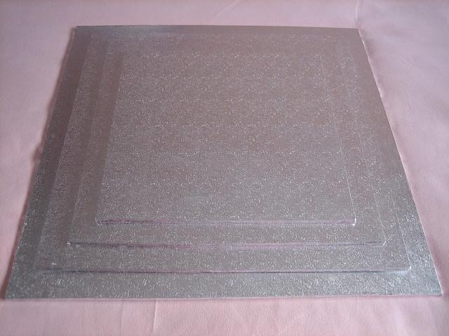 Masonite Cake Boards Bulk