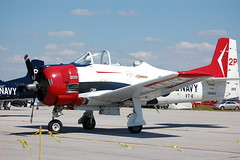 monoplane, aviation, airplane, propeller driven aircraft, vehicle, north american t-28 trojan, air racing, north american t-6 texan, fighter aircraft,