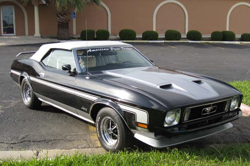73 Mustang Convertible Flickr Photo Sharing