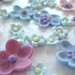 Gum Paste Flowers - Close-up