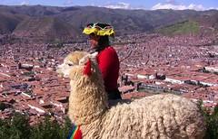 PERU - Cusco, die ehem .Inka-Hauptstadt