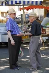 Market discussion