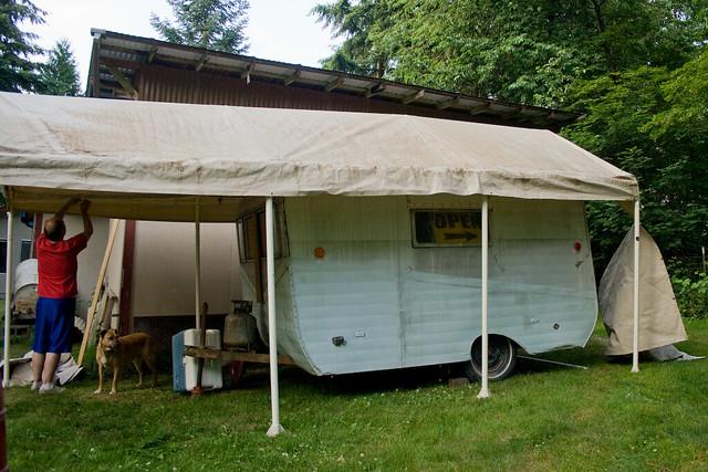 Camper Carports For Travel Trailers : Travel trailer carports innovation pixelmari