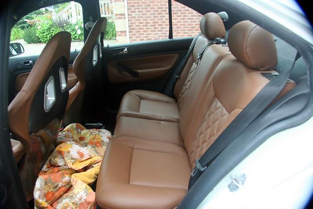 fs mkiv jetta custom leather interior