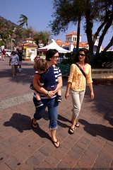 walking to breakfast    MG 2007