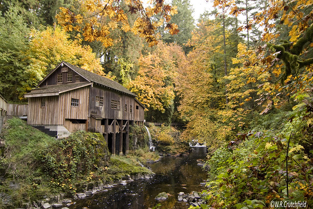 Cedar creek grist mill flickr photo sharing for The cedar mill