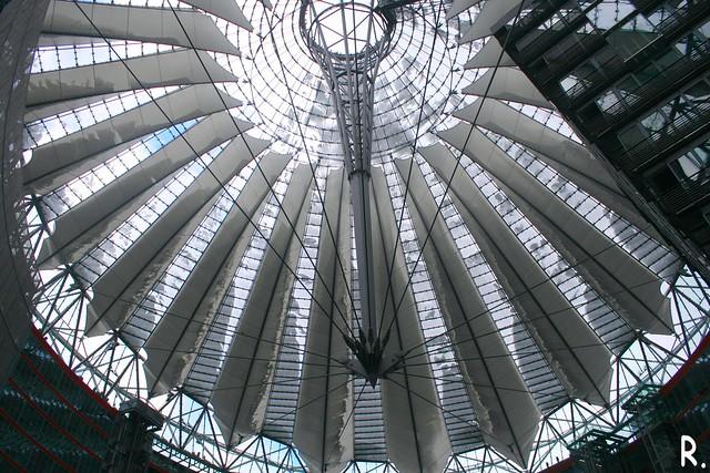 Sony Center, Berlin, 02/09
