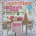 "Country Home ""Farewell"" Issue"