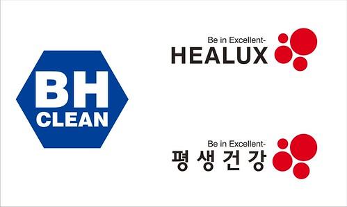 BH-CLEAN logo