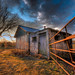 Shed by Twilight by Wiltbank Photography