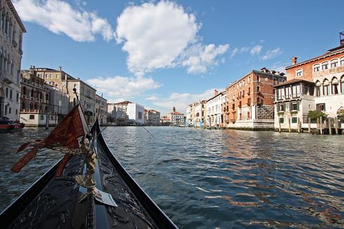 On the gondola #002