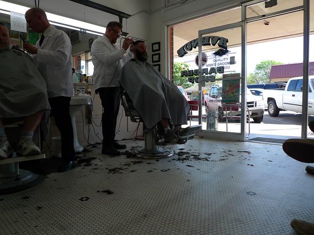 Oldest Barber Shop in Austin Flickr - Photo Sharing!