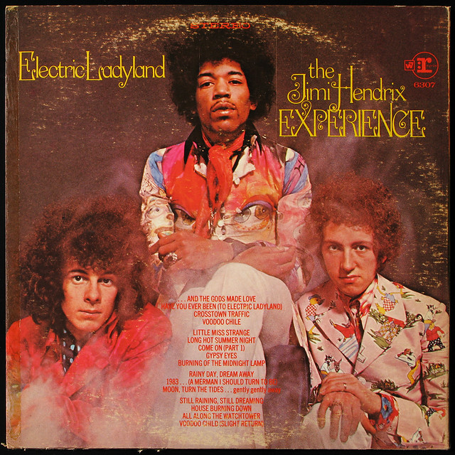 Download Jimi Hendrix - Electric Ladyland (DSD64.DSF.5.0 ... |Electric Ladyland Album Cover