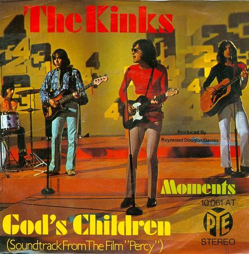 1971 - 49 - Kinks, The - God's Children - D