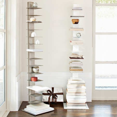 Sapien bookcase from dwr copycatchic - What did the wall say to the bookcase ...