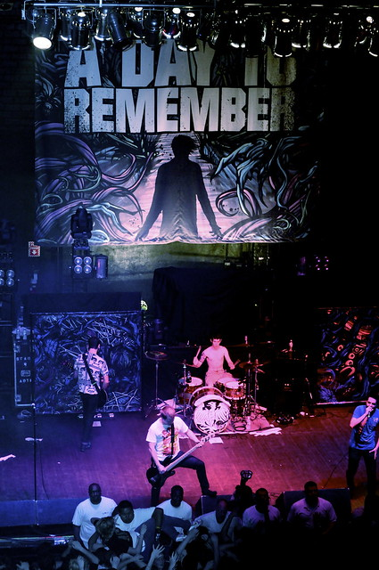 Header of A Day to Remember