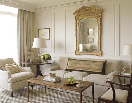 Elegant French Living Rooms Elegant White Living Room